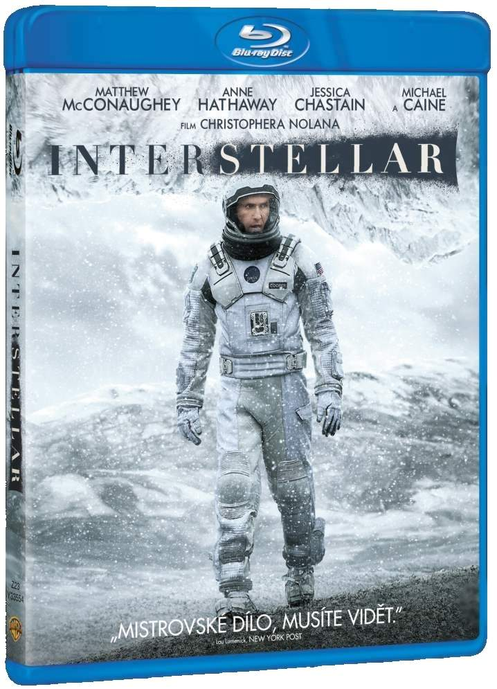 INTERSTELLAR (2 BD) - Blu-ray