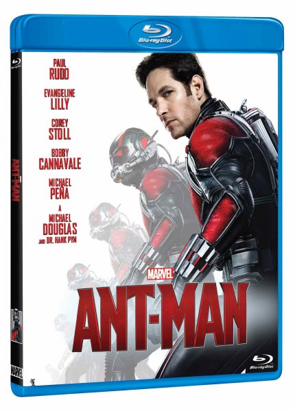 detail ANT-MAN - Blu-ray