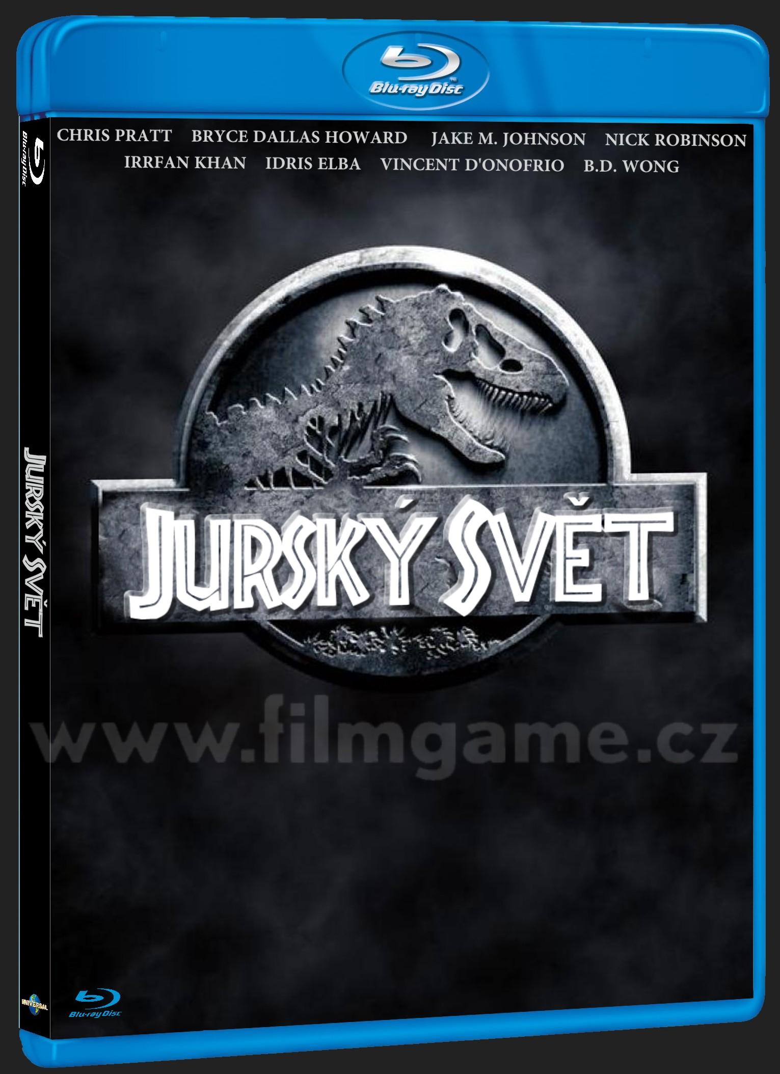 Blu-ray Jurský svět - Kolář