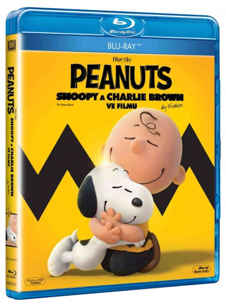 detail Peanuts: Snoopy a Charlie Brown ve filmu - Blu-ray