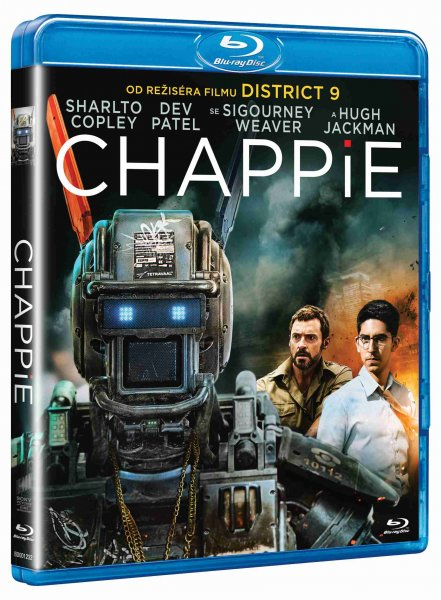 detail Chappie - Blu-ray (2BD)