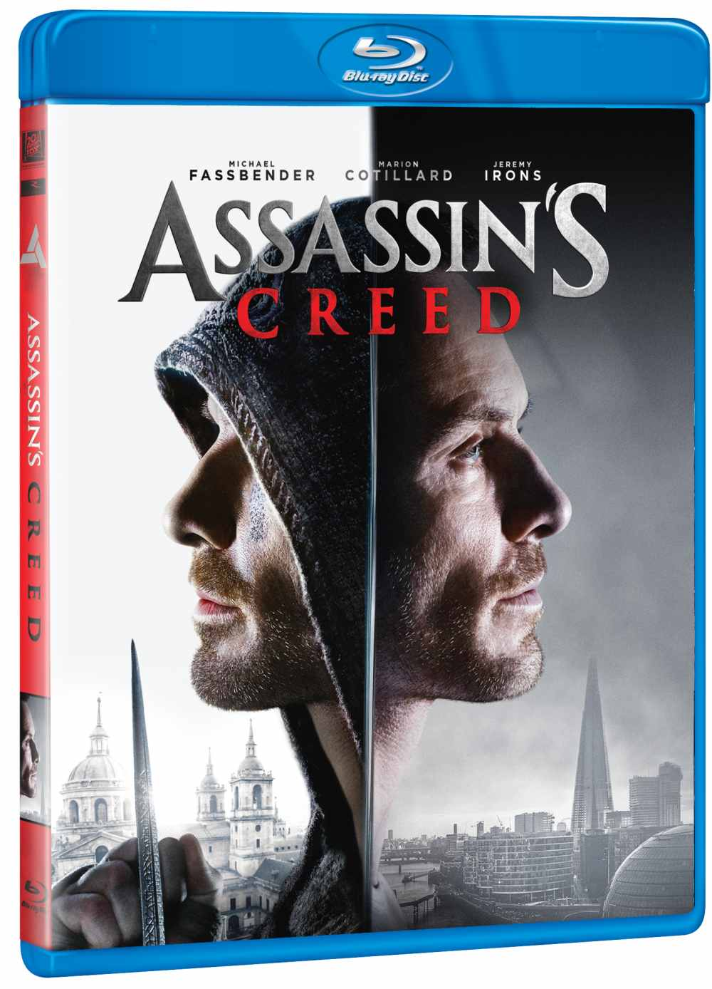 ASSASSINS CREED - Blu-ray