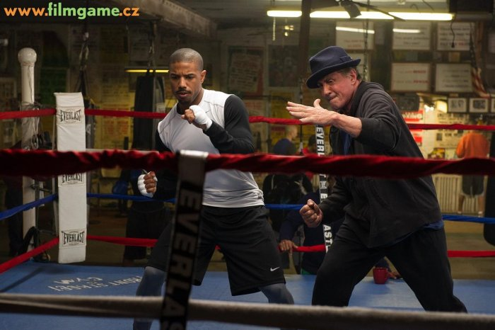 detail CREED - Blu-ray