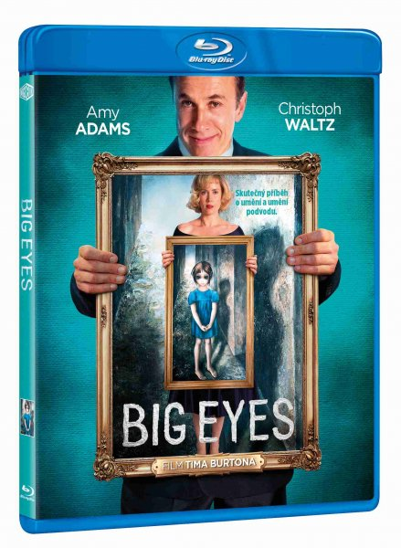 detail Big Eyes - Blu-ray