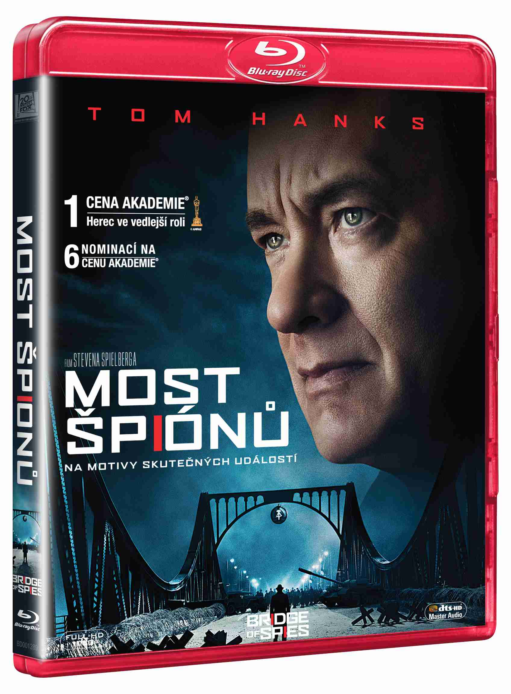MOST ŠPIÓNŮ - Blu-ray