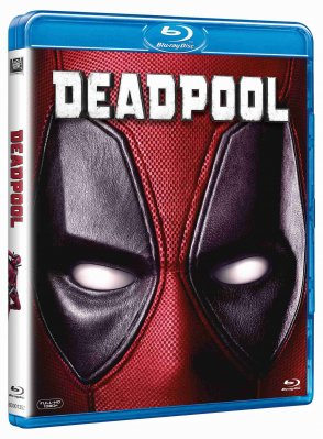DEADPOOL - Blu-ray