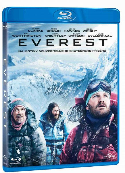 detail Everest - Blu-ray