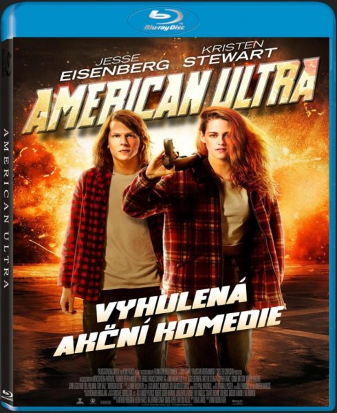 detail AMERICAN ULTRA - Blu-ray