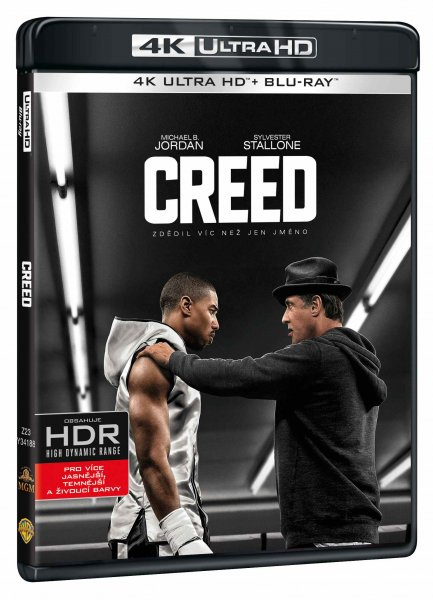 detail Creed (4K Ultra HD) - UHD Blu-ray + Blu-ray (2 BD)