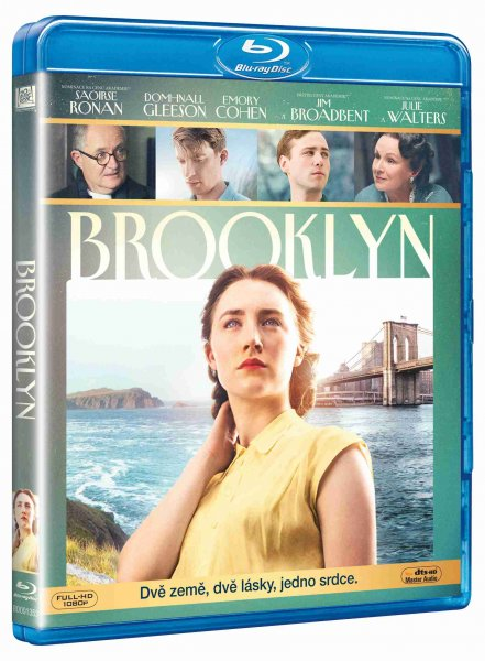 detail BROOKLYN - Blu-ray