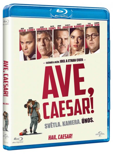 detail AVE, CAESAR! - Blu-ray