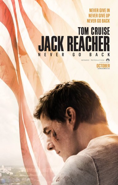 detail JACK REACHER: NEVRACEJ SE - Blu-ray
