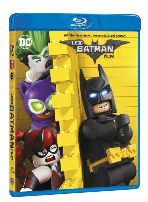 LEGO BATMAN FILM - Blu-ray
