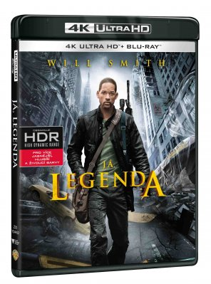 Já, legenda (4K Ultra HD) - UHD Blu-ray + Blu-ray (2 BD)