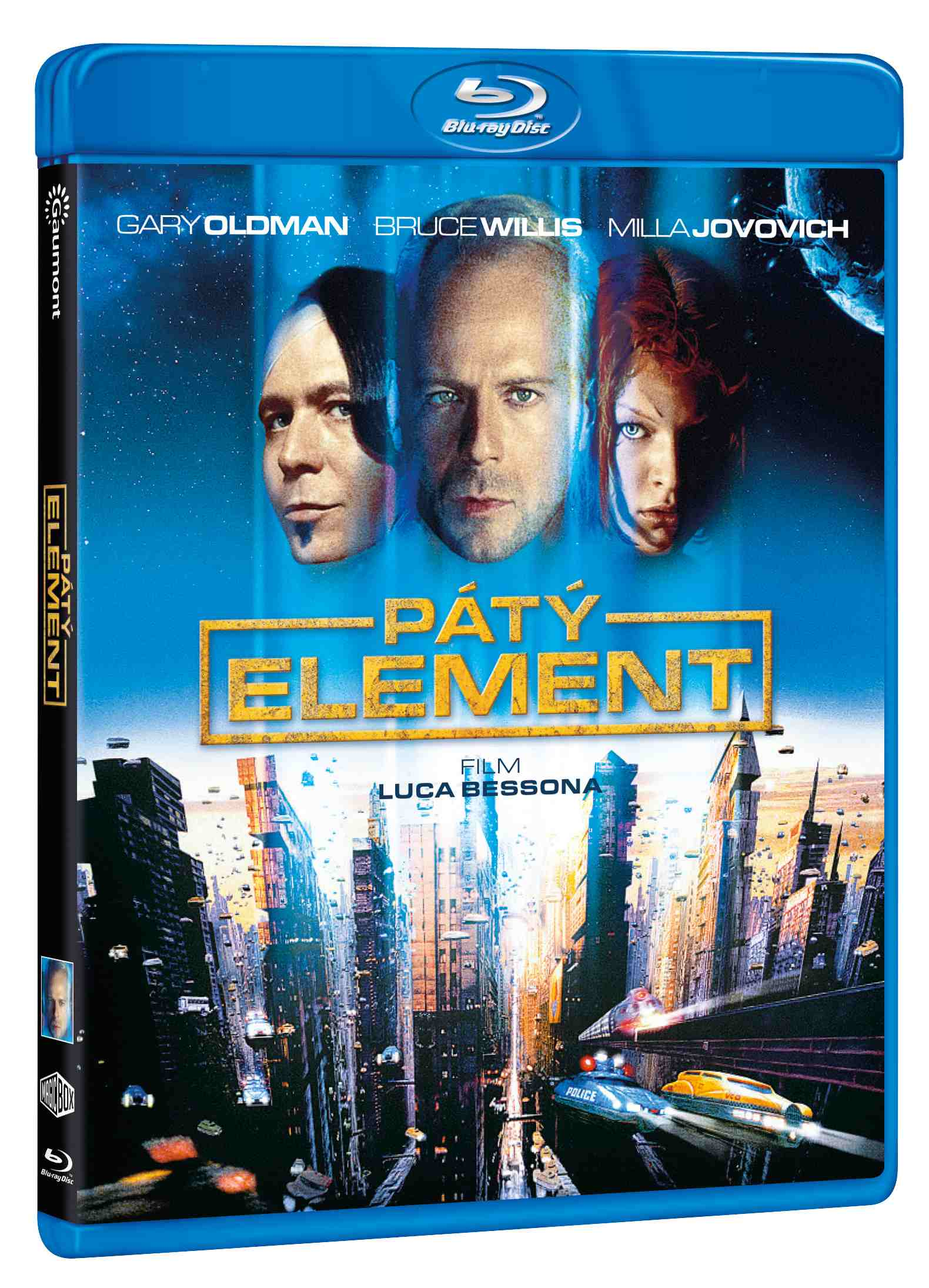 PÁTÝ ELEMENT - Blu-ray
