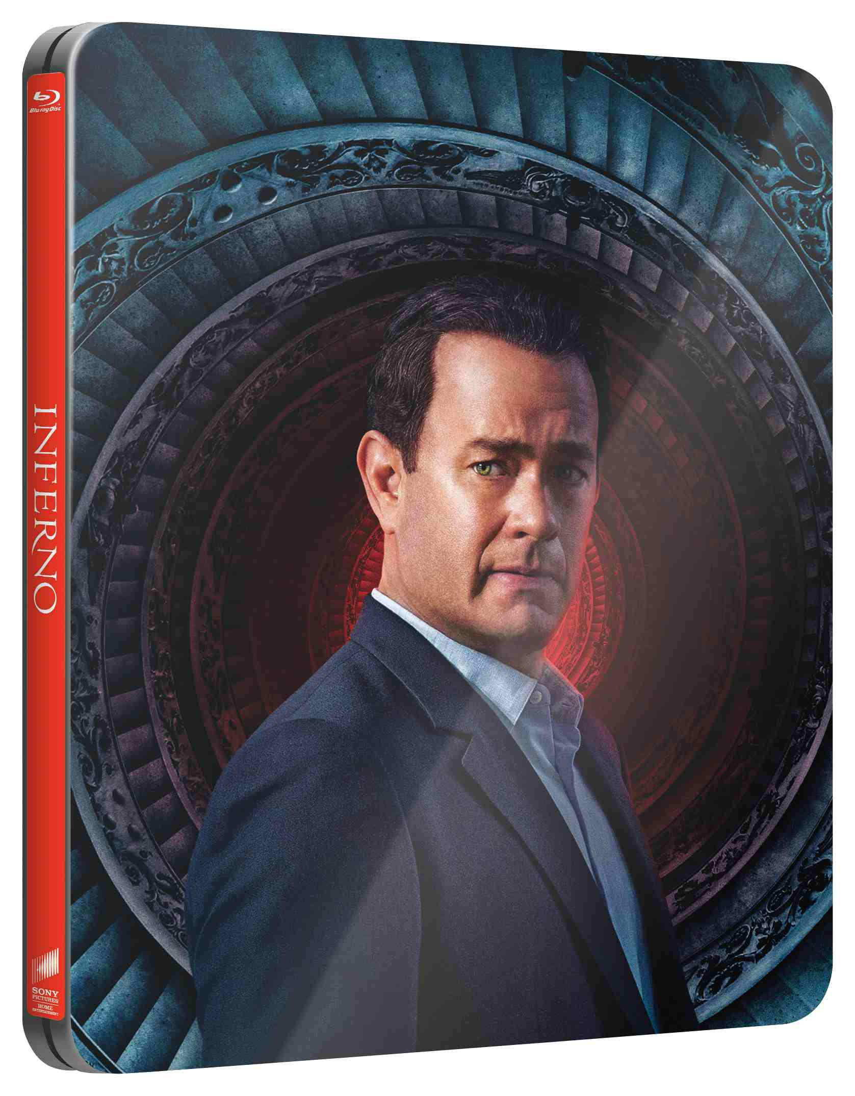INFERNO (2 BD) - Blu-ray STEELBOOK