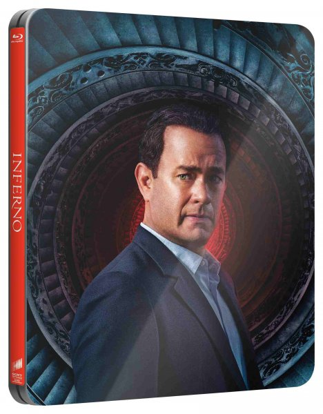 detail Inferno (2 BD) - Blu-ray Steelbook