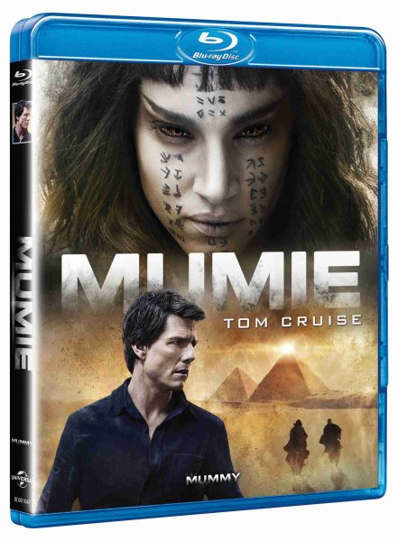 detail Mumie (2017) - Blu-ray