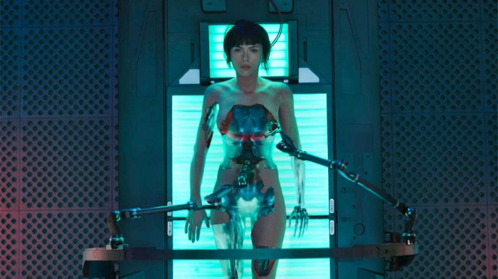 detail Ghost in the Shell - Blu-ray