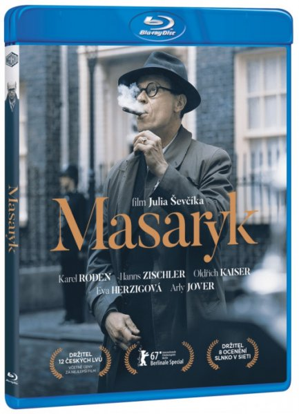 detail MASARYK - Blu-ray