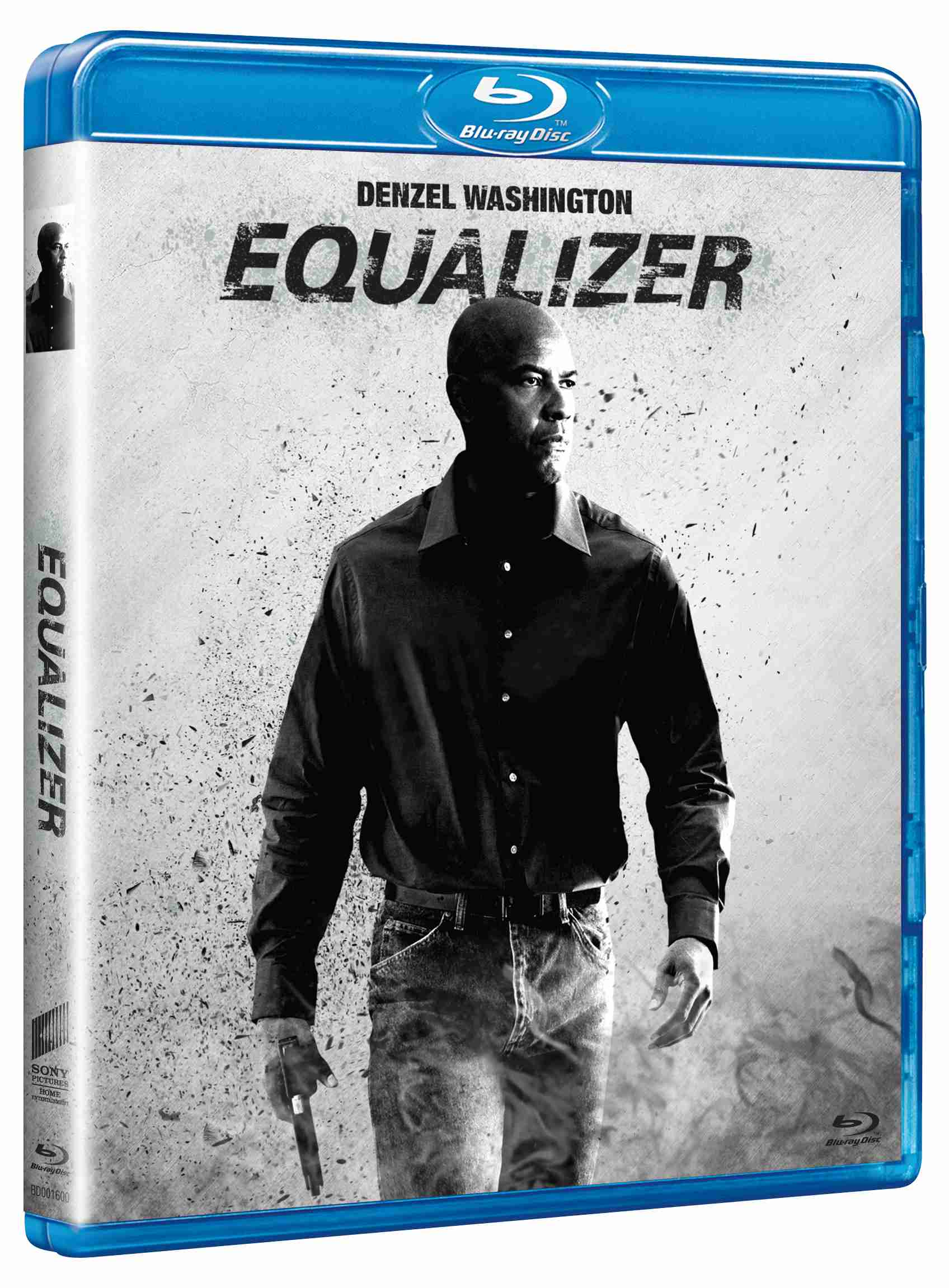EQUALIZER (Big Face) - Blu-ray