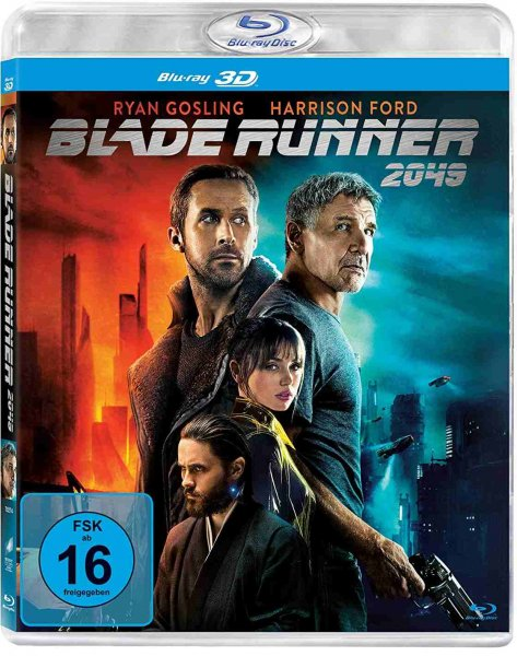 detail BLADE RUNNER 2049 - Blu-ray