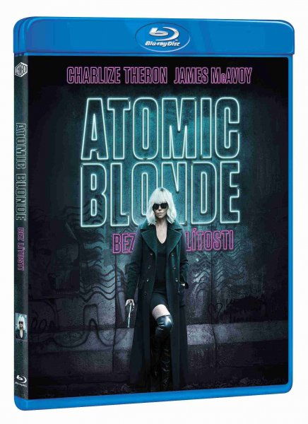 detail ATOMIC BLONDE: BEZ LÍTOSTI - Blu-ray