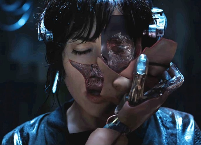 detail Ghost in the Shell - Blu-ray 3D