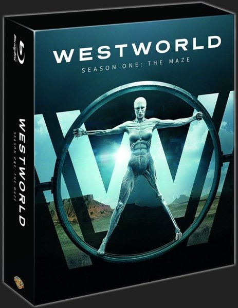 detail Westworld 1. série - Blu-ray (3 BD)