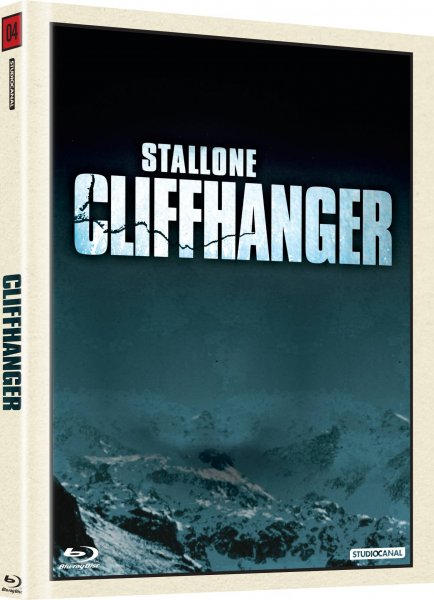 detail Cliffhanger - Blu-ray Digibook