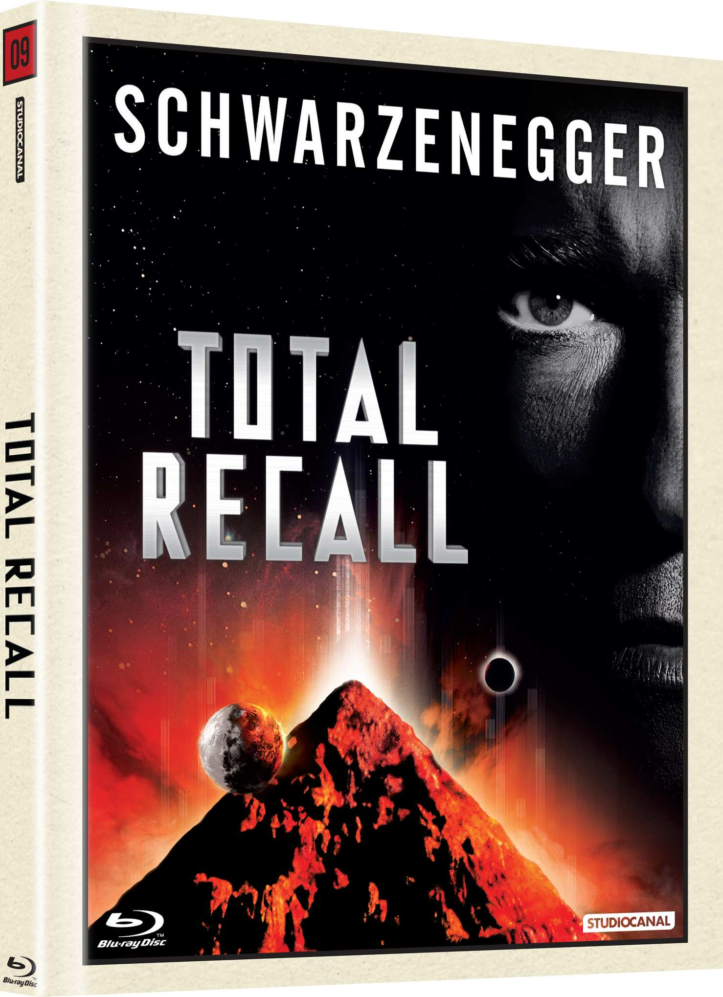 Total Recall - Blu-ray Digibook