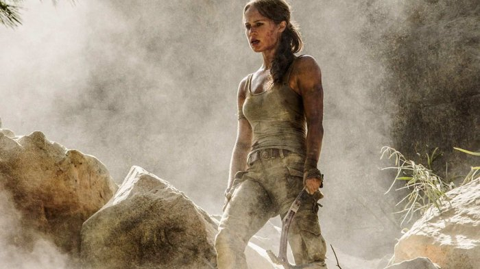 detail Tomb Raider - Blu-ray