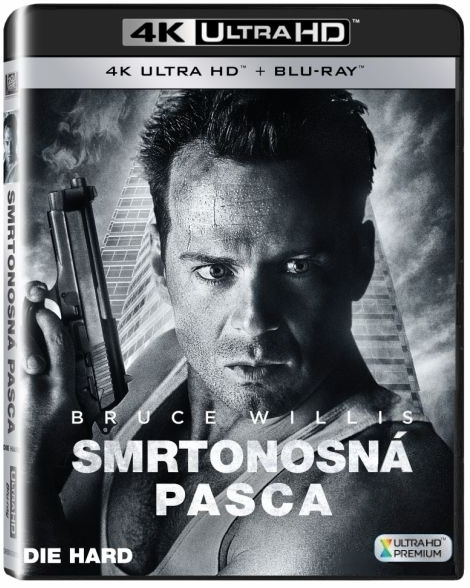 Smrtonosná past (4K Ultra HD) - UHD Blu-ray + Blu-ray (2 BD)