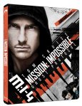 Mission: Impossible - Ghost Protocol (4K ULTRA HD) Steelbook - UHD Blu-ray + BD