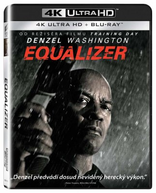Equalizer (4K ULTRA HD) - UHD Blu-ray + Blu-ray (2 BD)