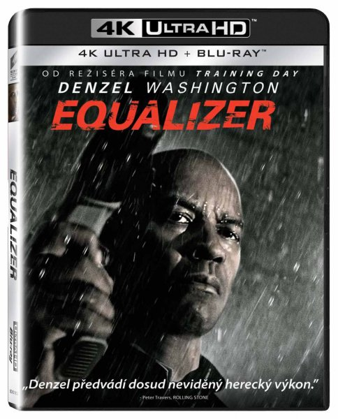 detail Equalizer (4K ULTRA HD) - UHD Blu-ray + Blu-ray (2 BD)