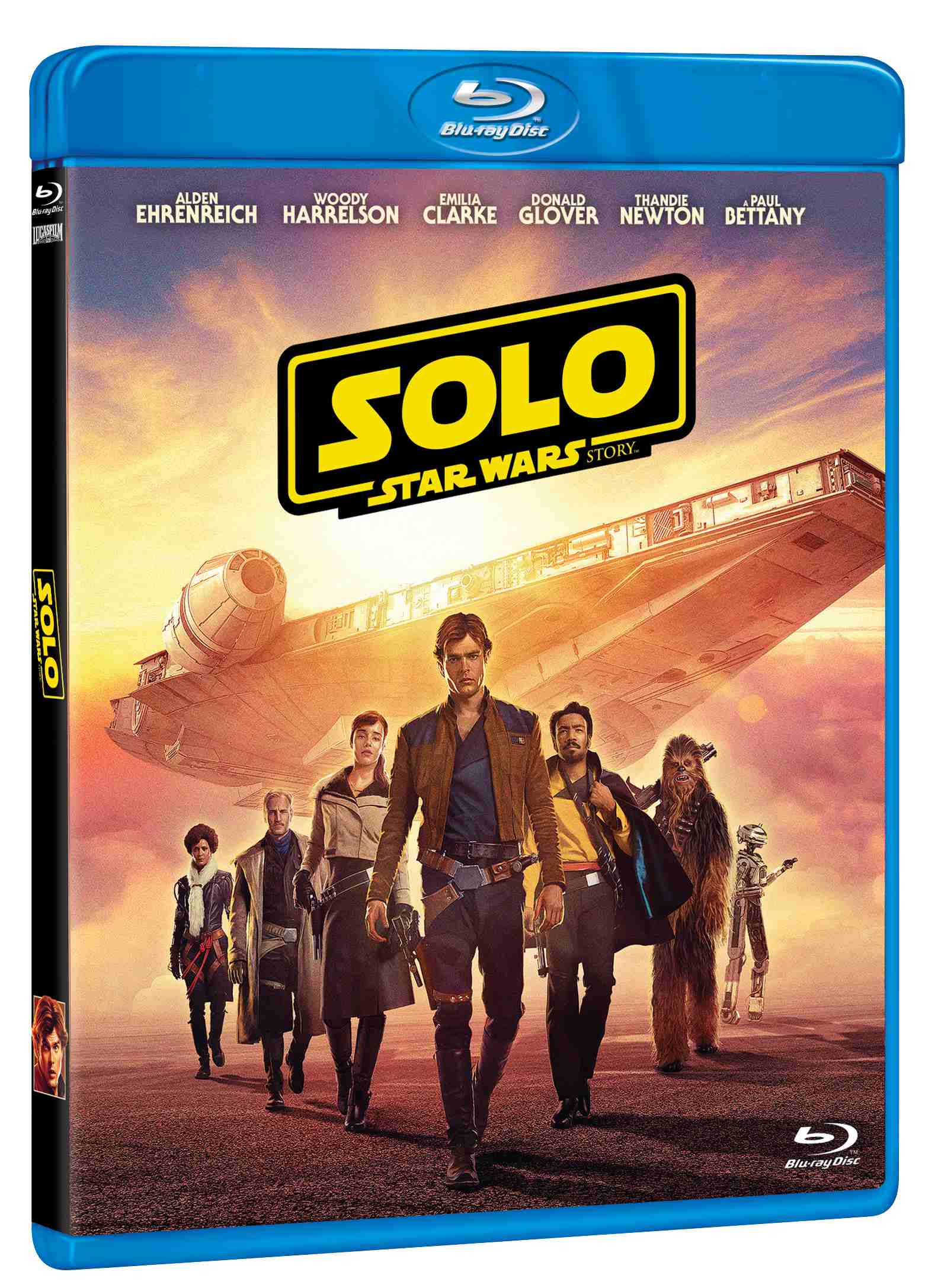 Solo: Star Wars Story - Blu-ray + Bonus Disc