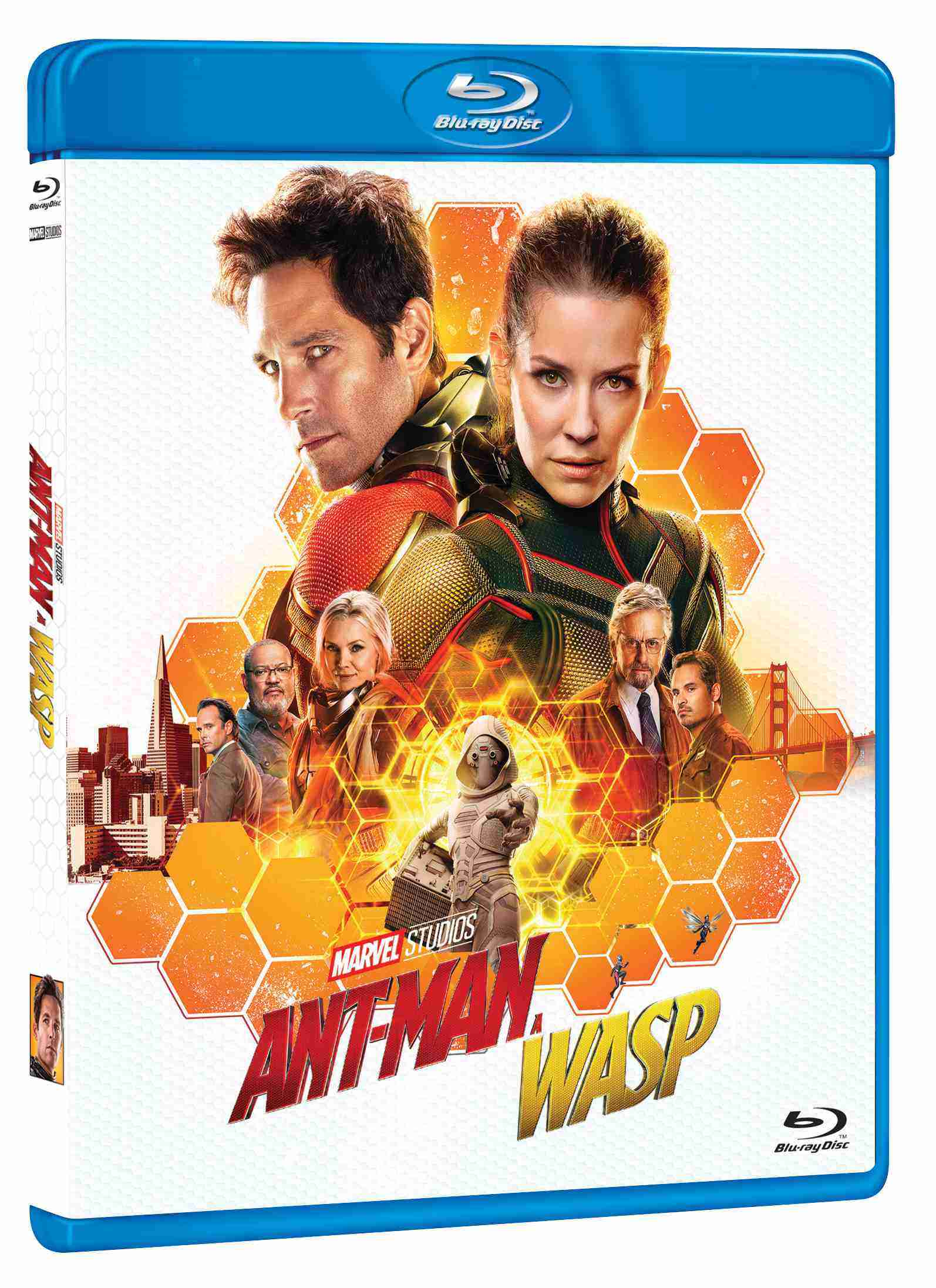 Ant-Man a Wasp - Blu-ray