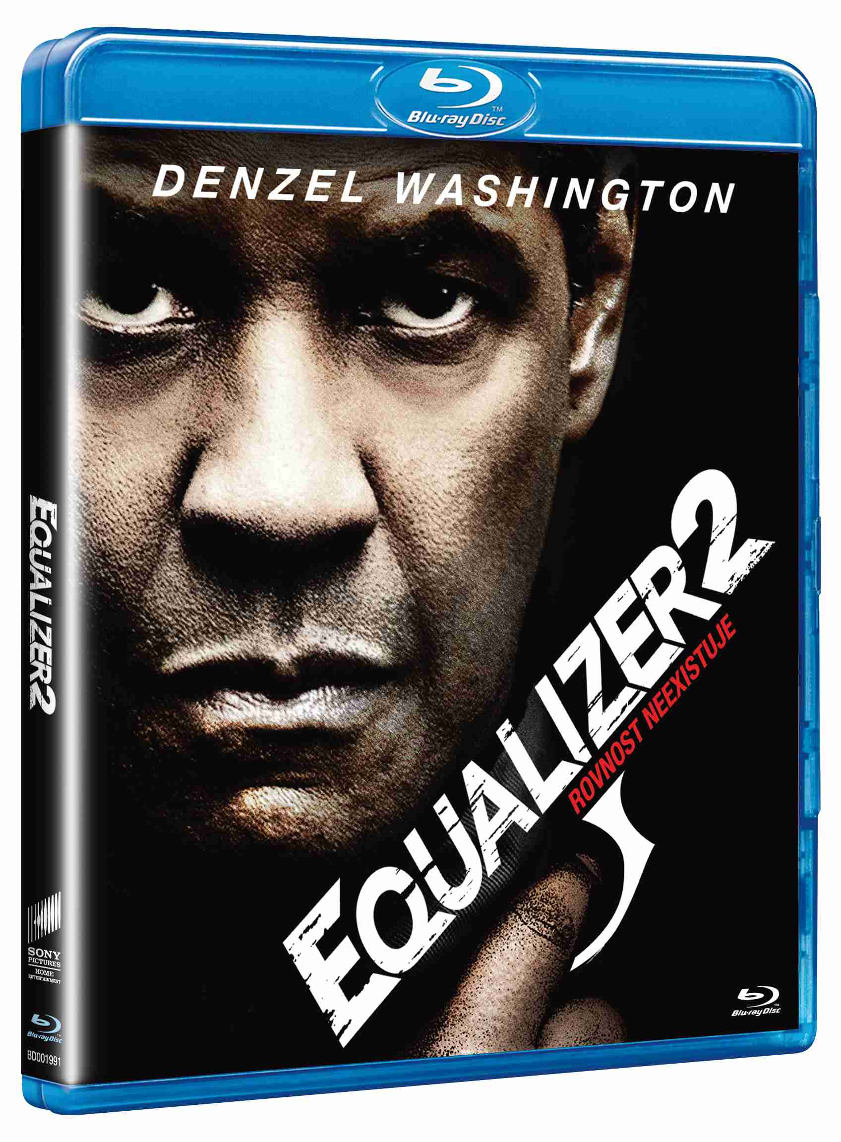 Equalizer 2 - Blu-ray
