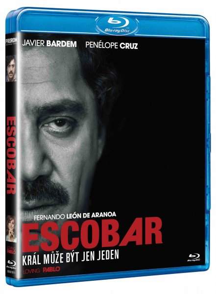 detail Escobar - Blu-ray
