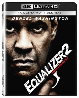 Equalizer 2 (4K ULTRA HD) - UHD Blu-ray + Blu-ray (2 BD)