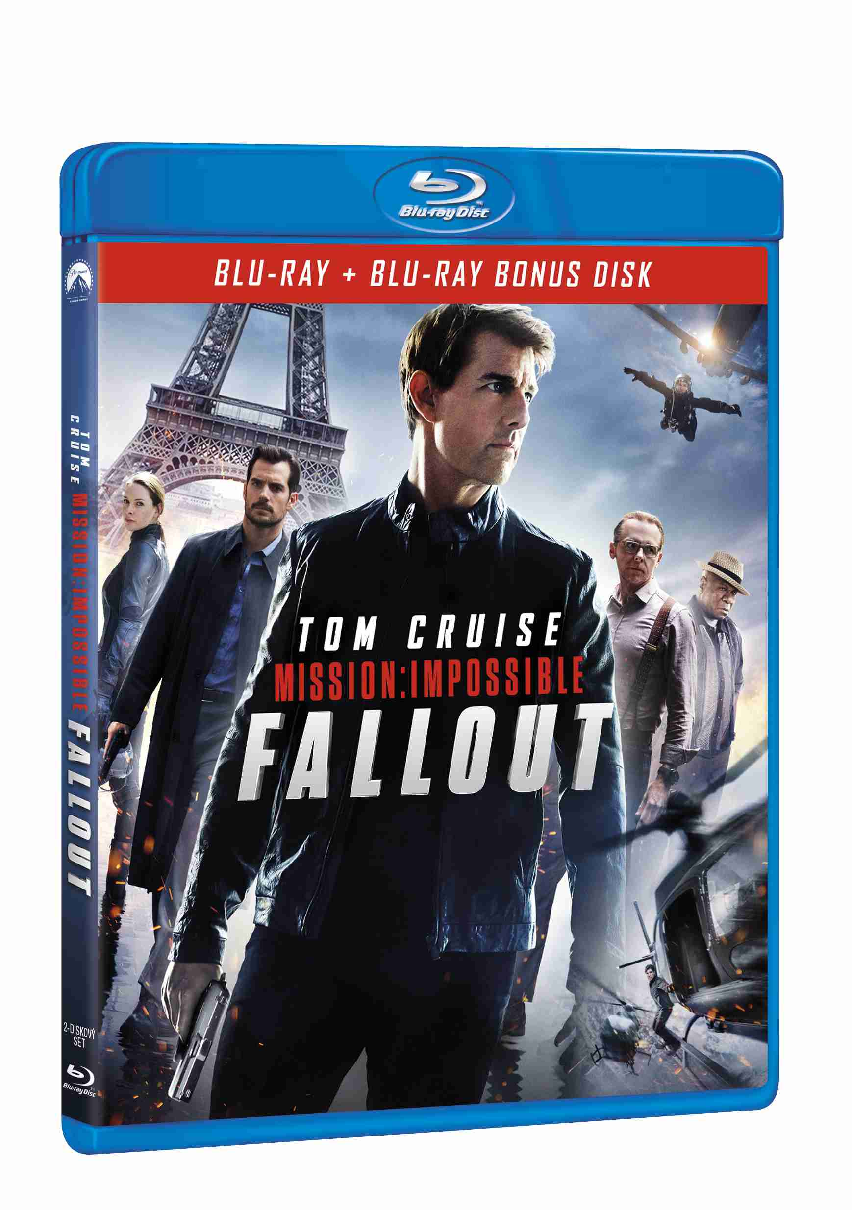 Mission: Impossible - Fallout - Blu-ray + Bonus Disk