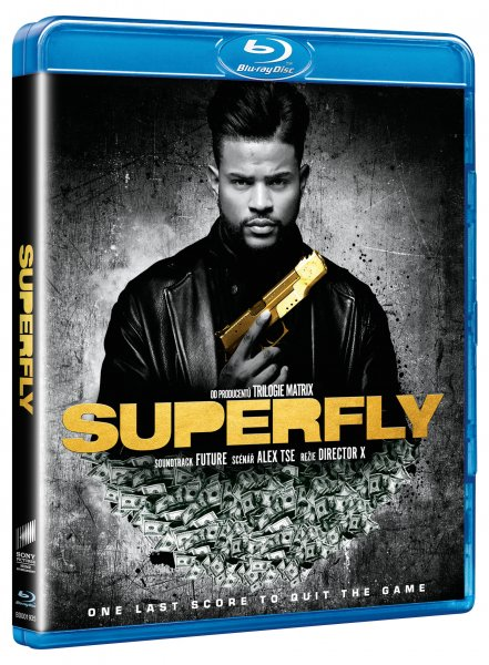 detail Superfly - Blu-ray
