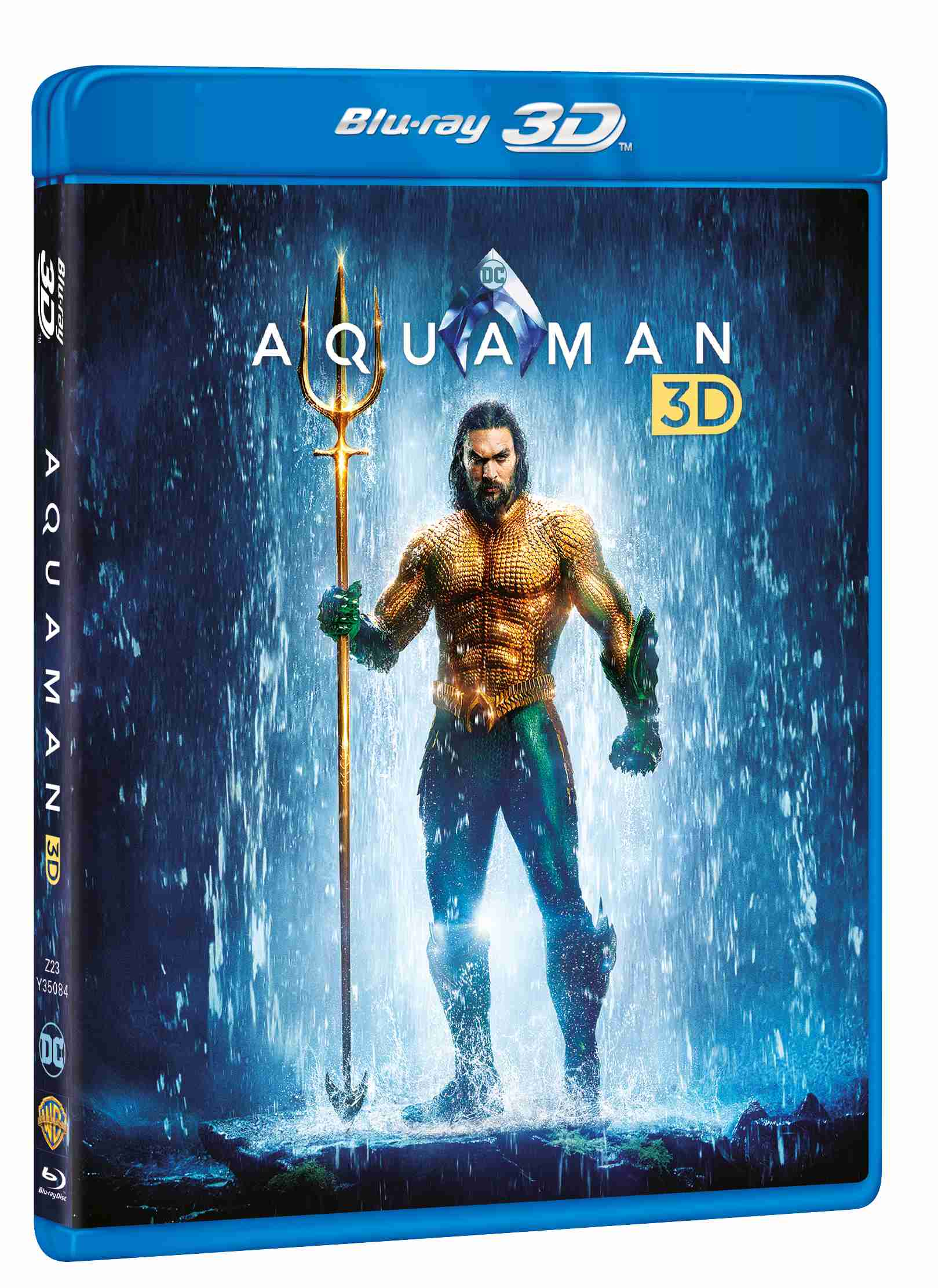 Aquaman - Blu-ray 3D + 2D (2BD)