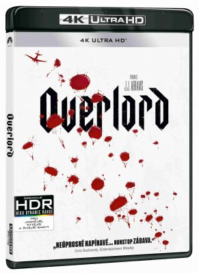 Overlord (4K ULTRA HD) - UHD Blu-ray