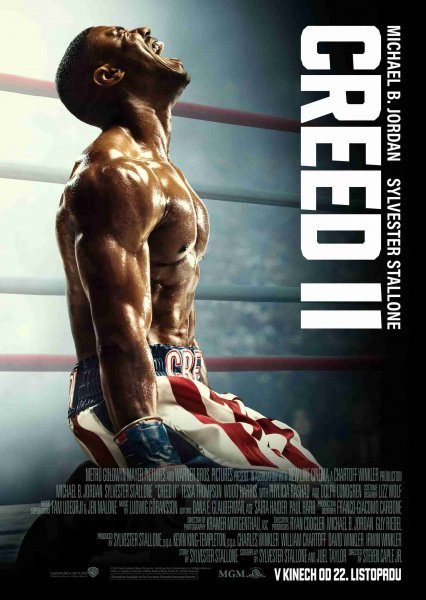 detail Creed II - Blu-ray