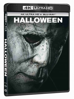 Halloween (2018) (4K ULTRA HD) - UHD Blu-ray + Blu-ray (2 BD)