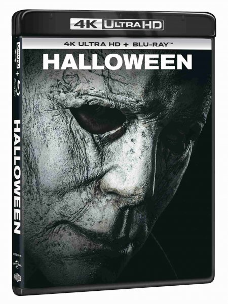 detail Halloween (2018) (4K ULTRA HD) - UHD Blu-ray + Blu-ray (2 BD)