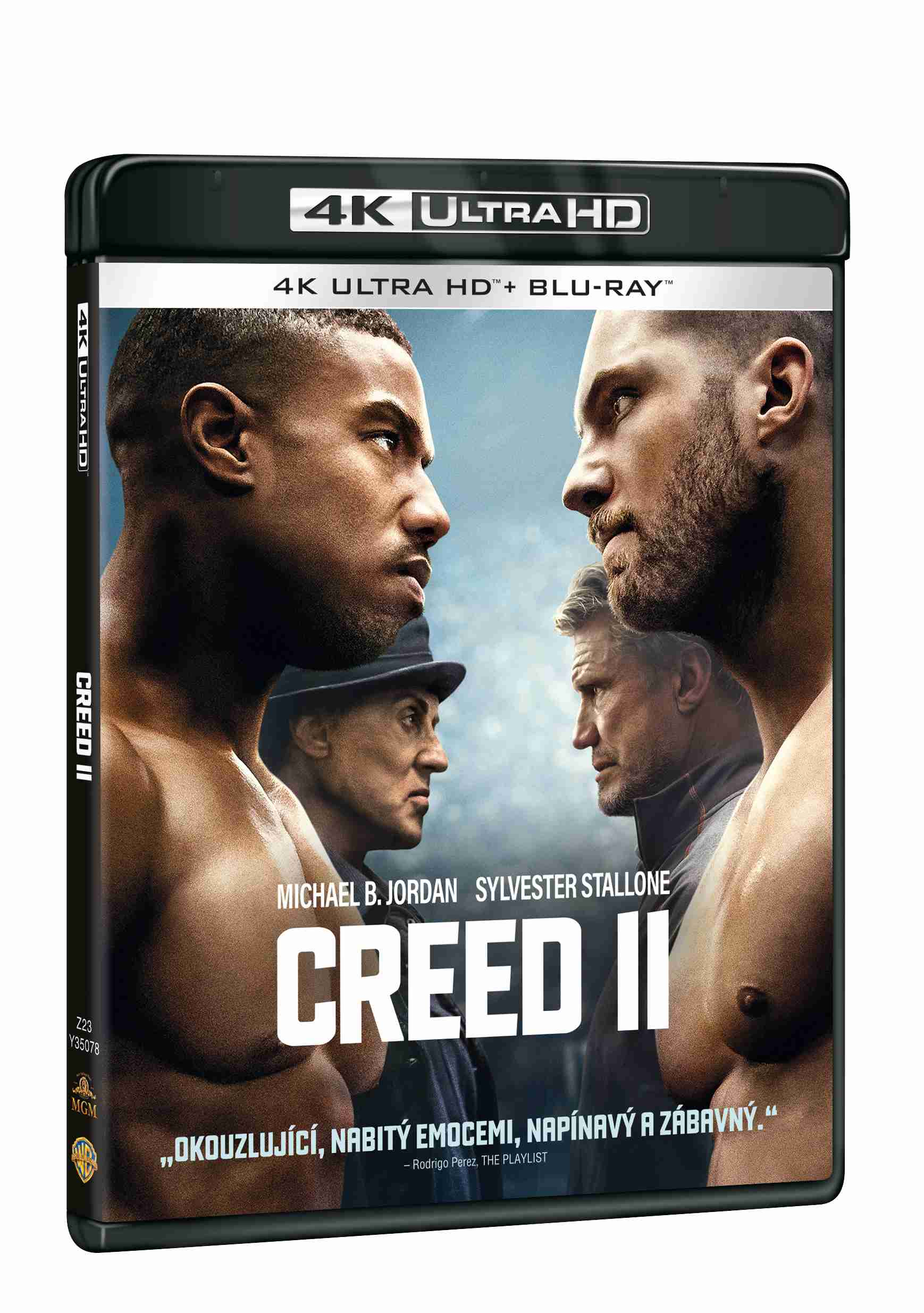 Creed II (4K ULTRA HD) - UHD Blu-ray + Blu-ray (2 BD)