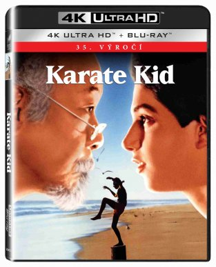 Karate Kid (1984) (4K Ultra HD) - UHD Blu-ray + Blu-ray (2 BD)
